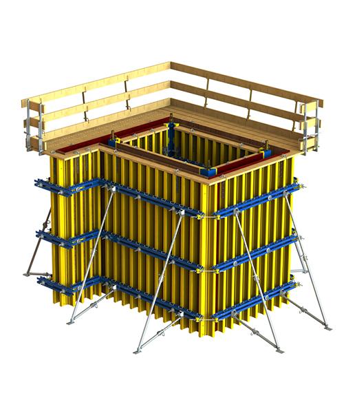 Timber Beam Formwork   VARIANT FORMWORK 2019